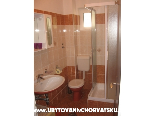 Apartmány Jovanović - Živogošče Chorvatsko