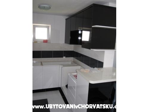 Apartmány Knezović - Živogošče Chorvatsko