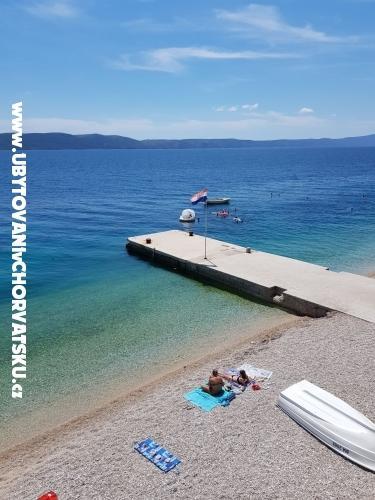 Apartmaji Jukić - Živogošče Hrvaška
