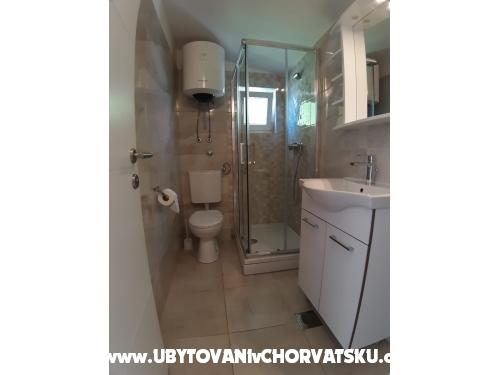 Apartmány Jukić - Živogošče Chorvatsko