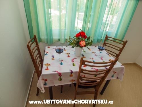 Apartmaji Reljic - Živogošče Hrvaška