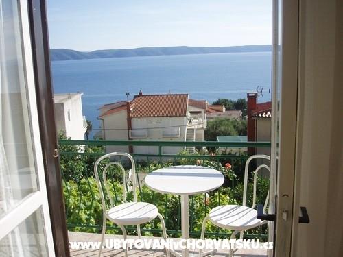 Apartmaji Tiho - Živogošče Hrvaška
