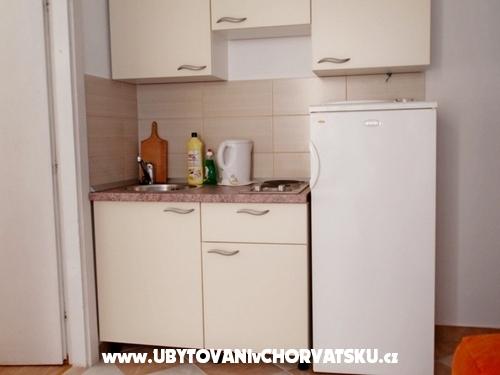 Apartmány Tiho - Živogošče Chorvátsko