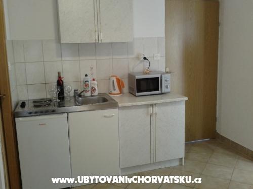 Apartmány Z and Z - Živogošče Chorvatsko