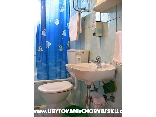 Apartmaji LM - Živogošče Hrvaška