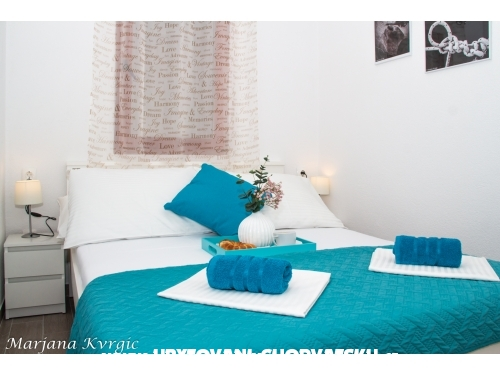 Apartmaji u dvou palem - �ivogo��e Hrva�ka