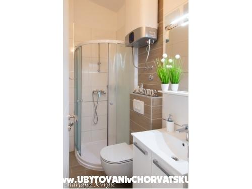 Appartements u dvou palem - Živogošče Croatie