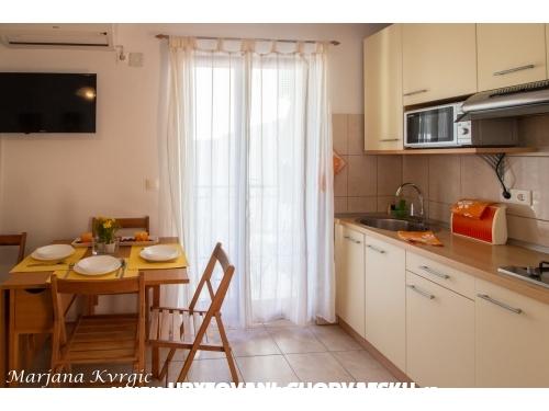 Apartmány u dvou palem - Živogošče Chorvátsko