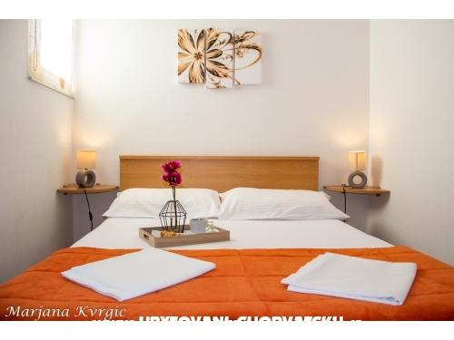 Appartements u dvou palem - �ivogo��e Kroatien