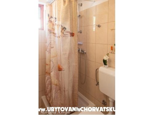 Apartments u dvou palem - Živogošče Croatia