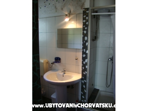 Apartmány Juran - Živogošče Chorvatsko