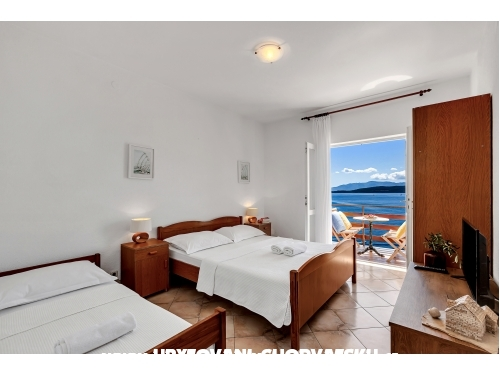 апартаменты Luka - �ivogo��e Хорватия