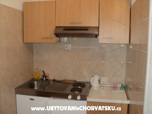 Apartmány NEDA - Živogošče Chorvatsko