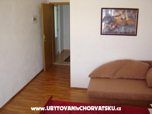 Apartmanok Šapat mora - Živogošče Horvátország