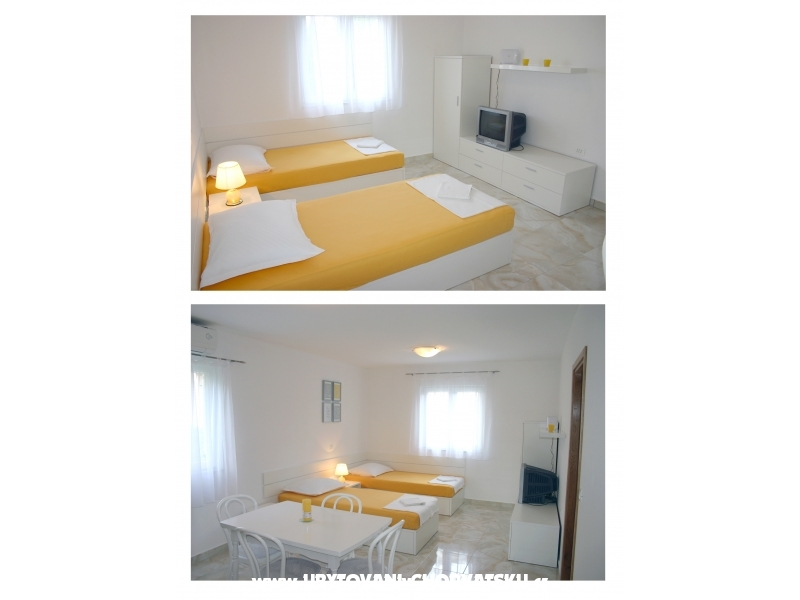 Appartements Vele - Živogošče Kroatien