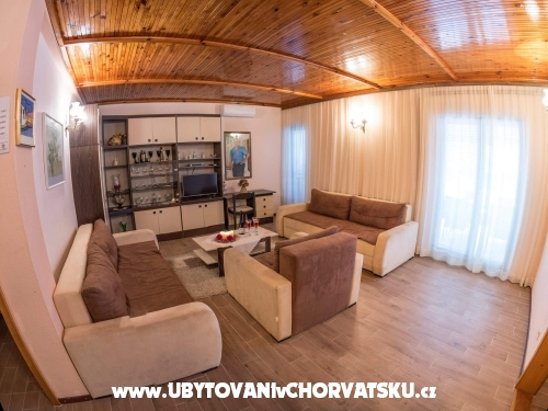 Apartamenty Vila Filipovic - Živogošče Chorwacja