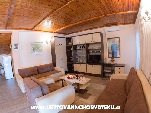Apartmaji Vila Filipovic - Živogošče Hrvaška