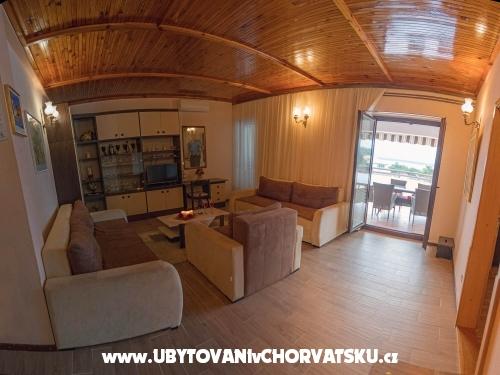 Apartmaji Vila Filipovic - Super po - Živogošče Hrvaška