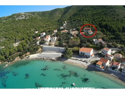 Apartmány Dalmatin - Žuljana – Pelješac Chorvátsko