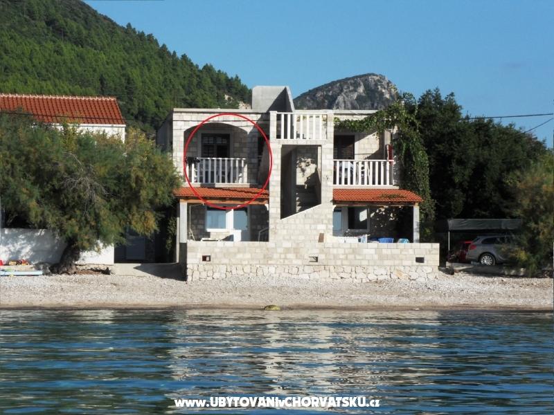 Appartements Uvala - Žuljana – Pelješac Croatie
